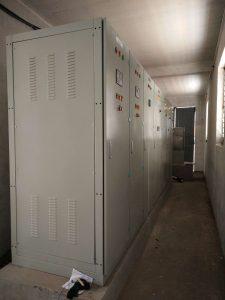 Hệ thống điều khiển tòa nhà