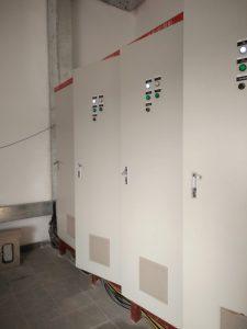 Hệ thống điều khiển trạm xử lý nước thải công nghiệp. 6000 m3/ngày.đêm